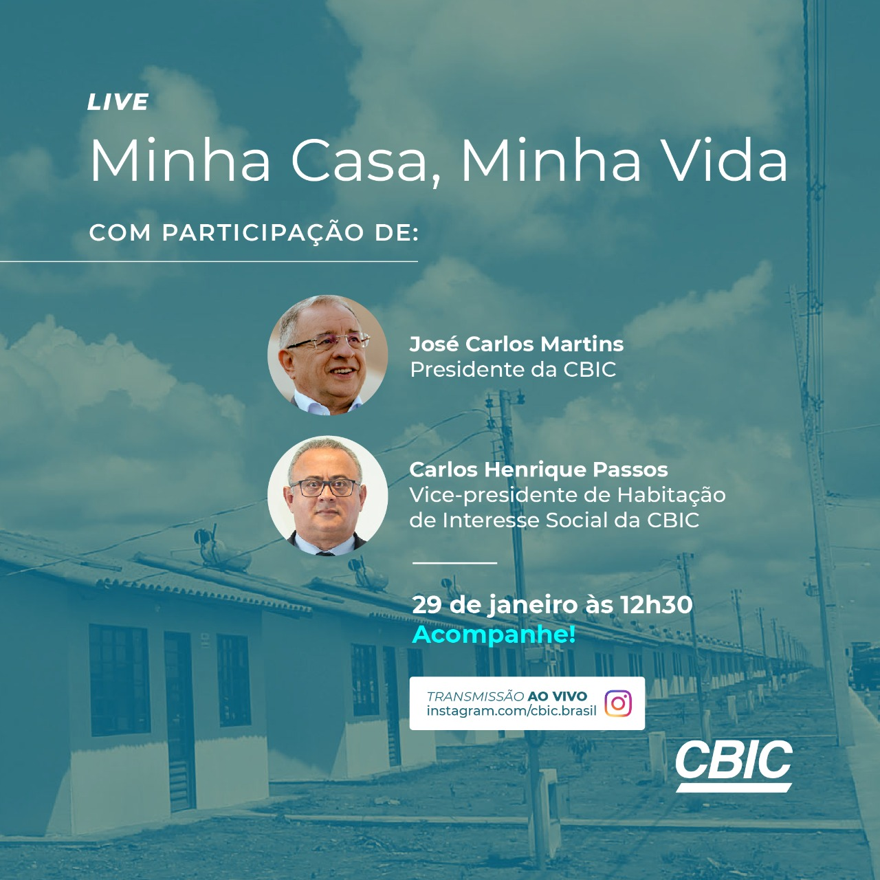 Live CBIC MCMV
